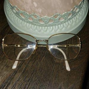 Vintage Gucci Bicolor Eyeglass Frames